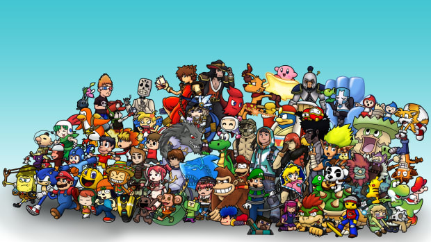 Classic Video Game Characters (Soundtracks)