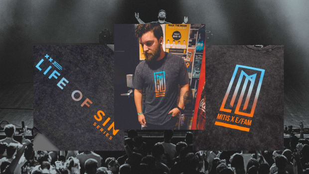"Electric Family x Mitis - ""Life Of Sin"" Merchandise Collaboration on ""All Access"" Video Series"