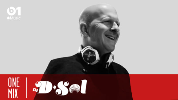 DJ D-Sol - Beats 1 One Mix