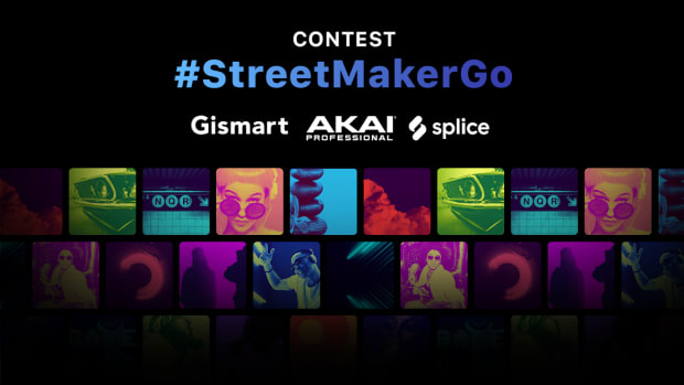 The #StreetMakerGo contest for Gismart's Beat Maker Go app in partnership with Akai Professional and Splice.