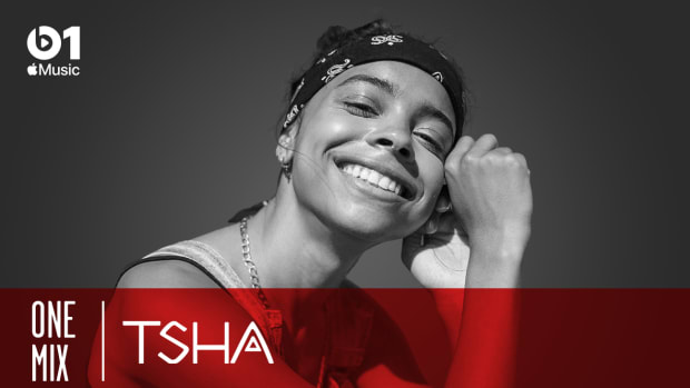 TSHA - Beats 1 One Mix