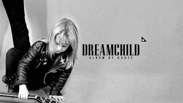 KAAZE - Dreamchild LP (Album Banner) - Hardwell's Revealed Recordings