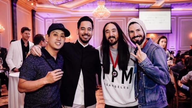 Steve Aoki & Linkin Park