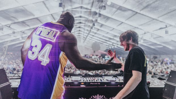 NGHTMRE + Shaq Banner Photo
