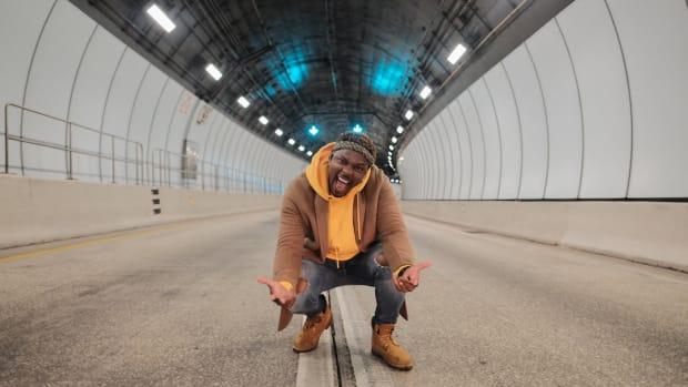 BLVK JVCK - HEADER (Kneeling In Tunnel
