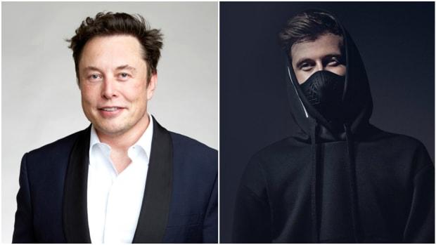 Elon Musk Alan Walker