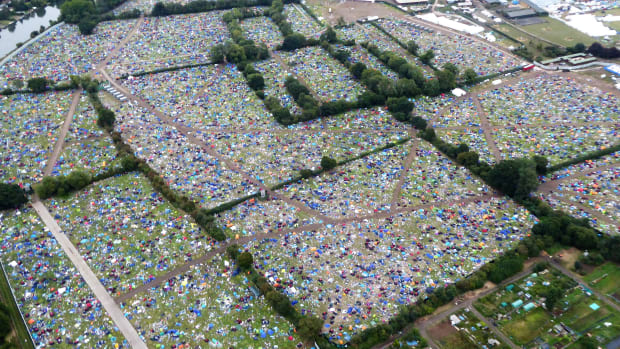 Reading Festival 2018 aftermath