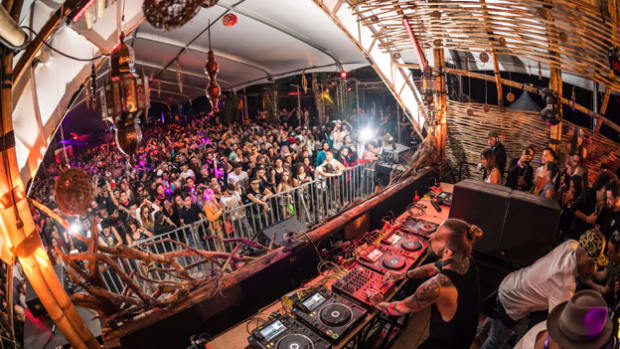 Art Department at BPM Festival