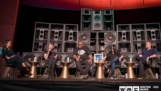 WMC - Techno Panel 2019 + Carl Cox