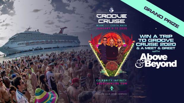 Groove Cruise Desktop