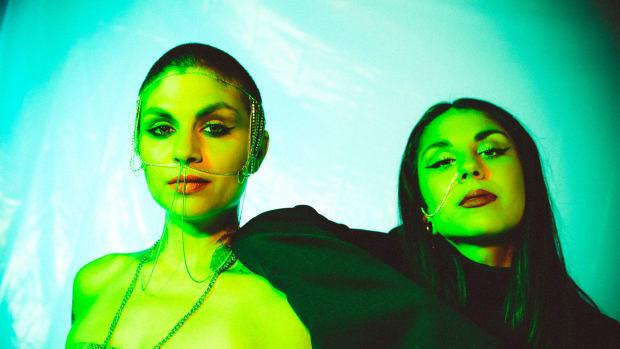 Krewella Press Image - zer0 album release - Good on you ft. Nucleya