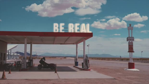Be Real ALbum Artwork