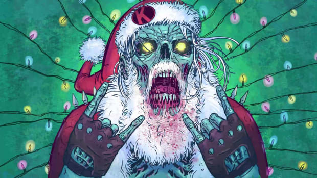 Kannibalen Christmas Compilation Banner