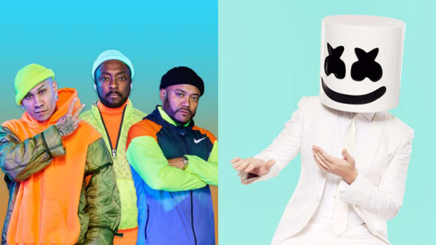 Black Eyed Peas, Marshmello