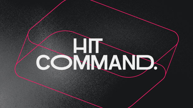 Hit Command Logo