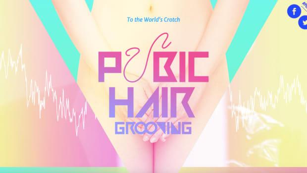 Taku Takahashi Pubic Hair Grooving