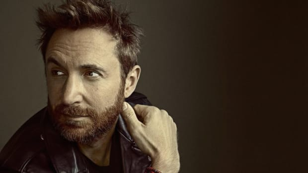 DJ/producer David Guetta.