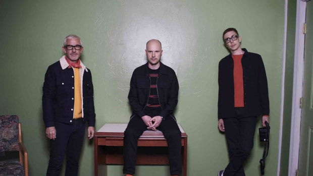 "Above & Beyond - Common Ground Press Shot for ""Long Way From Home""Single Release (w/ Spencer Brown) - EDM.com"