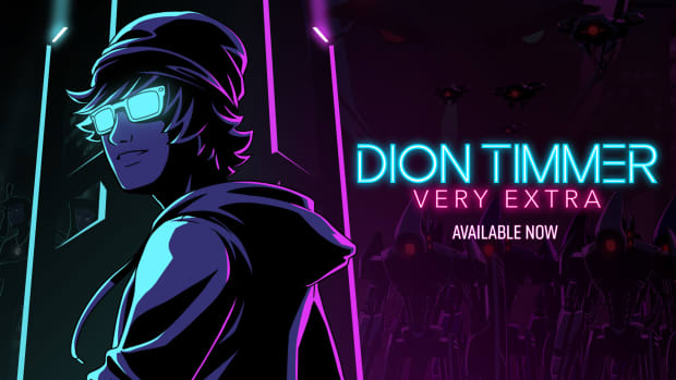 Dion Timmer Very Extra EP