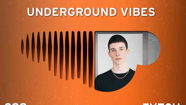 Facebook image for Underground Vibes 022 featuring Fytch.