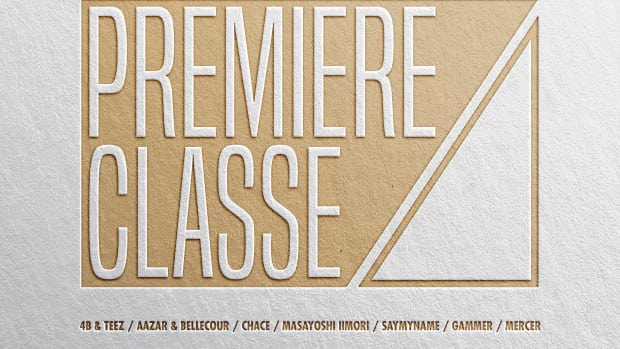 Premiere Classe - Classe of 2018 Compilation artwork