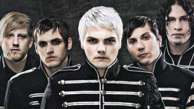 My Chemical Romance Pop Punk
