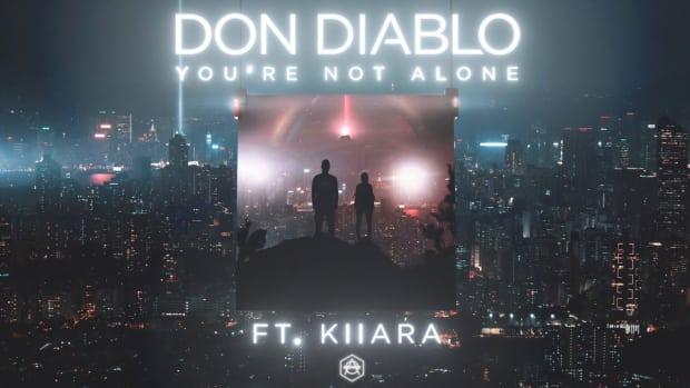 Don Diablo - You_re Not Alone