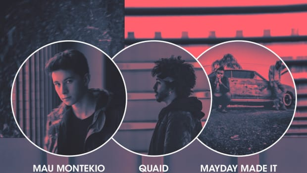 Mixed In Key #TwoGenres Competition Winners (Mau Montekio, Quaid, Mayday Made It) - via EDM.com Feature