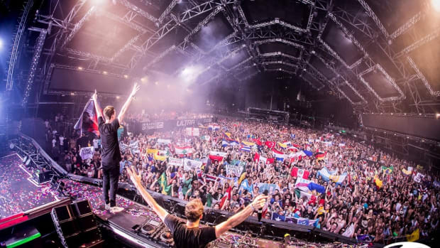 NWYR Live at Ultra Music Festival (EDM.com Feature) - NWYR & Andrew Rayel - The Melody