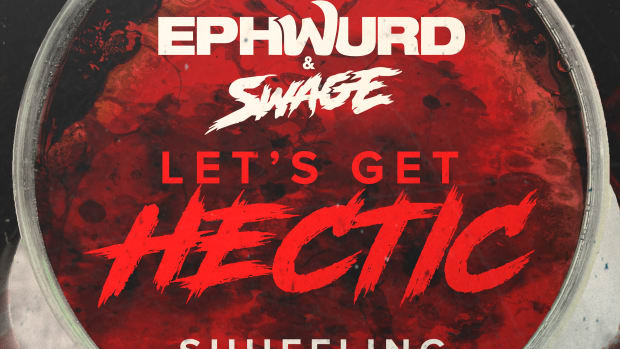 "EPHWURD & SWAGE - ""Hectic"" -- EDM.com Presents ""Lets Get Hectic"" Shuffling Contest (Dance UGC Content / Shufflers)"