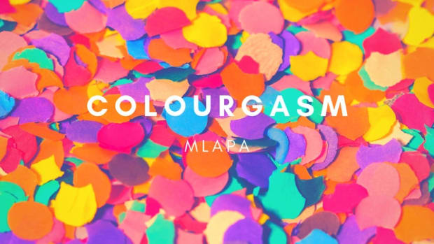 Colourgasm by Mlapa - OUT NOW on DistroKid - EDM.com Feature