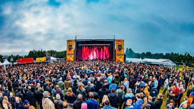 Secret Solstice festival 2018, Iceland