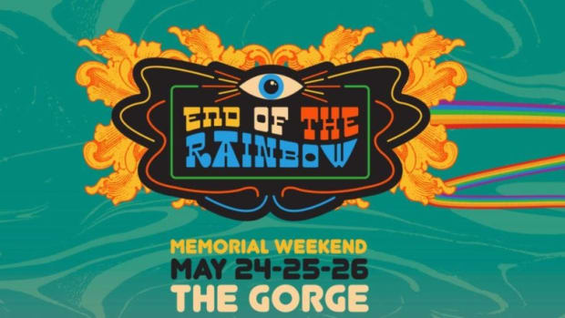 End of The Rainbow - The Gorge (Memorial Day Weekend) - EDM.com Feature