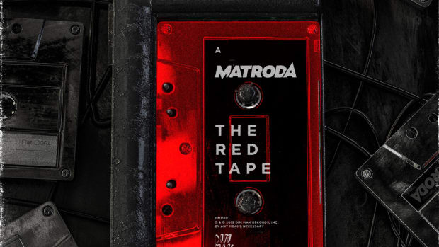 MATRODA - The RED Tape (Side A) via Dim Mak Records (EDM.com Feature)