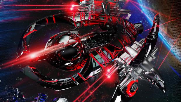 Figure - The Destroyer EP *Album Artwork* (EDM.com Feature) - DOOM MUSIC