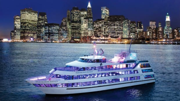Crust Nation Presents iBoatNyC Summer Concert Series (Hornblower Cruises)