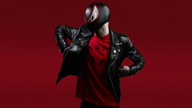 Bloody Beetroots Press Photo