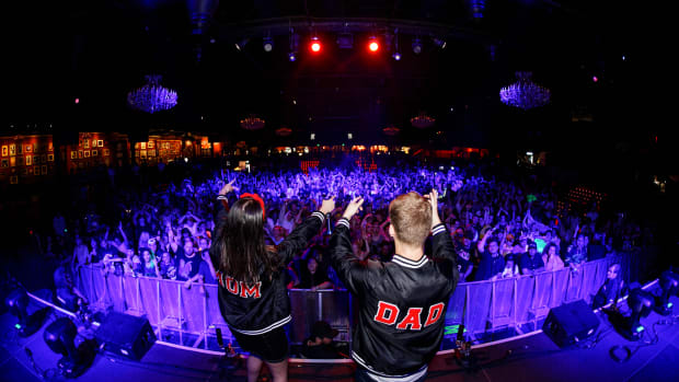 Mom N Dad (Live w/ Slushii @ The Fillmore, Denver) -- EDM.com Feature