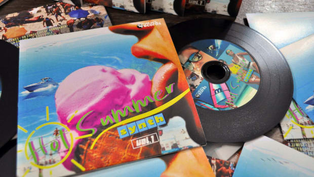 Hot Summer Synth vol. 1