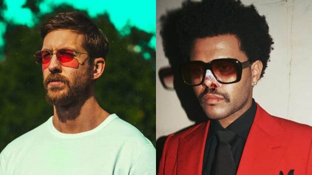 Calvin Harris The Weeknd