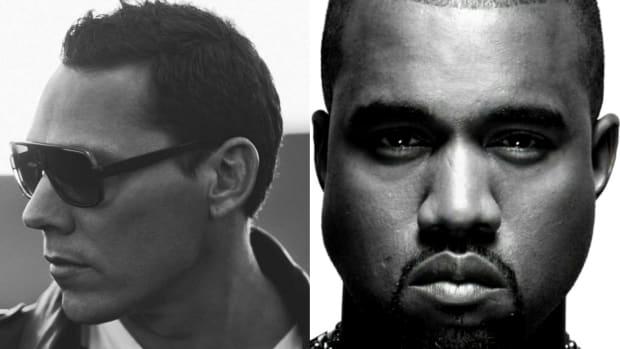 Tiesto Kanye