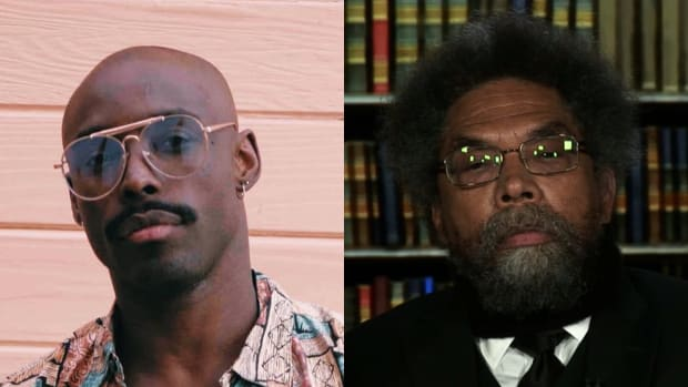 Brandon Lucas, Dr. Cornel West