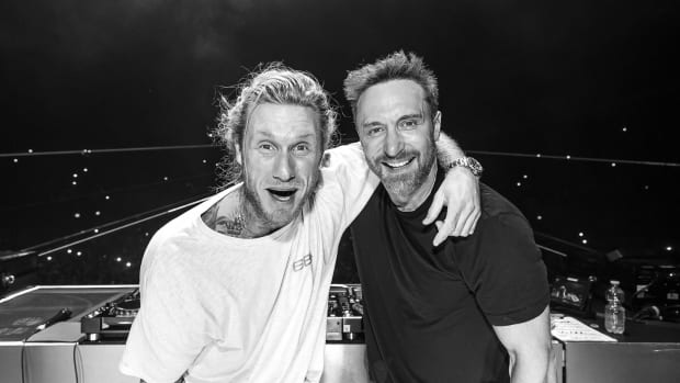 David Guetta and MORTEN