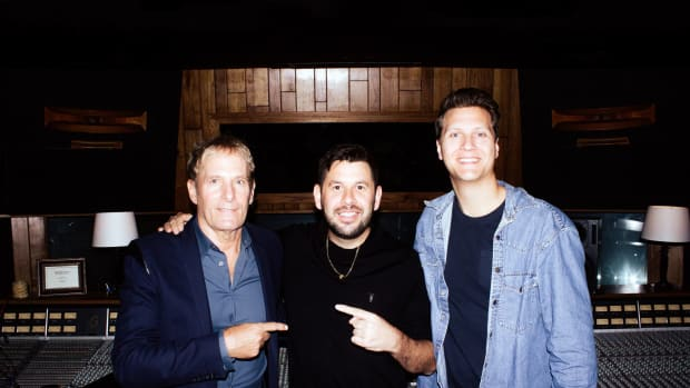Michael Bolton and Matoma