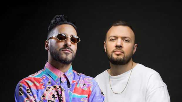 Chris Lake and Armand Van Helden