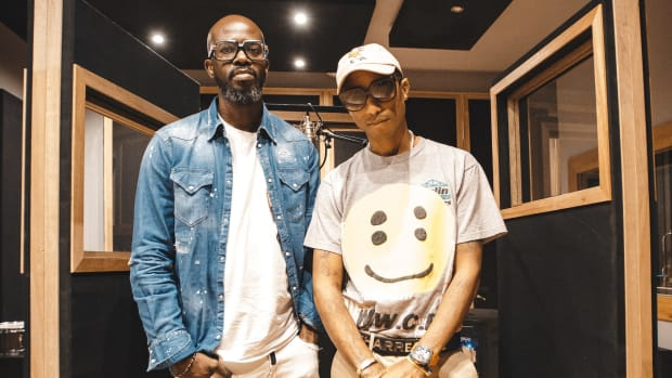 Black Coffee and Pharrell