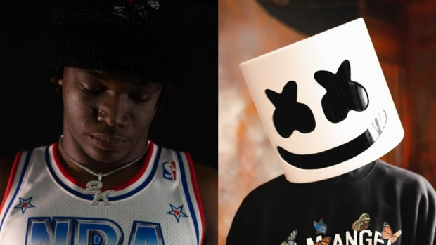 2KBABY and Marshmello