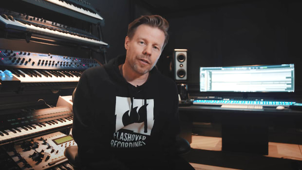 In The Studio with Ferry Corsten