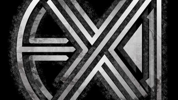 EXI new band logo