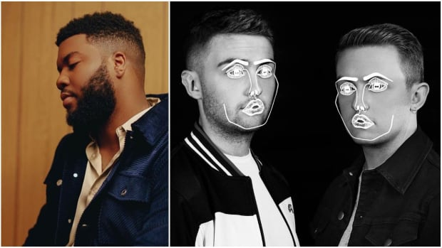 Khalid and Disclosure.
